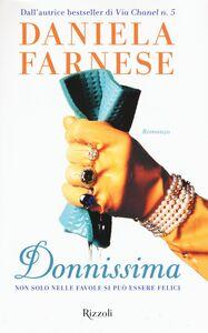 Libro Donnissima Daniela Farnese