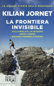 Libro La frontiera invisibile Kilian Jornet