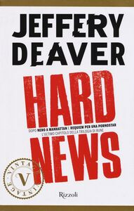 Libro Hard news Jeffery Deaver
