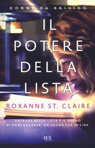 Libro Il potere della lista Roxanne St. Claire