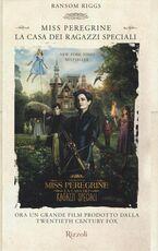Libro La casa dei ragazzi speciali. Miss Peregrine Ransom Riggs
