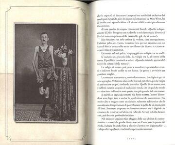 Libro Hollow City. Il secondo libro di Miss Peregrine. La casa dei ragazzi speciali Ransom Riggs 4