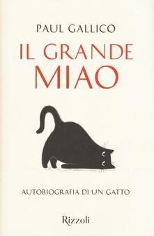 Daddyswing.es Il grande miao. Autobiografia di un gatto Image