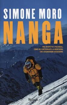 Antondemarirreguera.es Nanga. Fra rispetto e pazienza, come ho corteggiato la montagna che chiamavano assassina Image