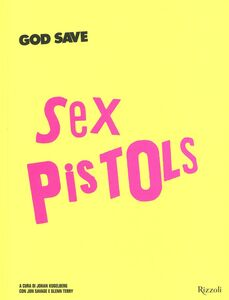 Libro God save Sex Pistols  0