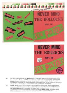 Libro God save Sex Pistols  2