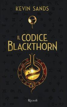 Nordestcaffeisola.it Il codice Blackthorn Image