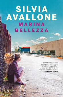 Marina Bellezza - Silvia Avallone - copertina