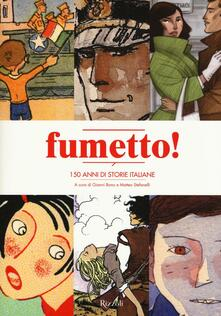 Osteriacasadimare.it Fumetto! 150 anni di storie italiane Image