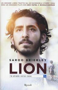 Libro Lion. La strada verso casa Saroo Brierley 0