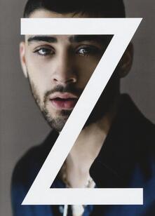 Zayn - Zayn Malik - copertina