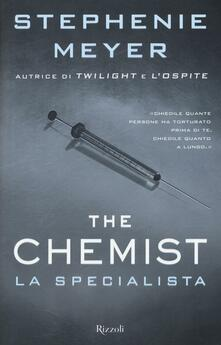 Ilmeglio-delweb.it The chemist. La specialista Image