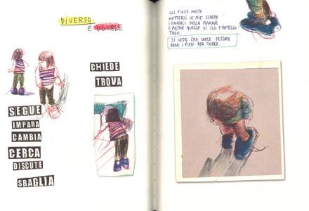 Libro Mallko e papà Gusti 2