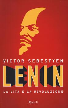 Mercatinidinataletorino.it Lenin. La vita e la rivoluzione Image
