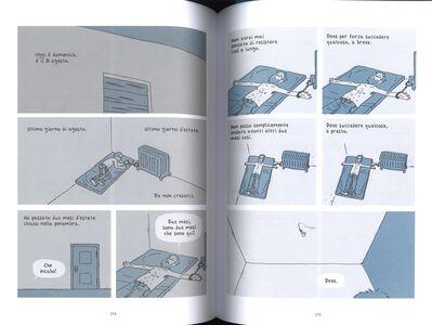 Libro Fuggire. Memorie di un ostaggio Guy Delisle 2