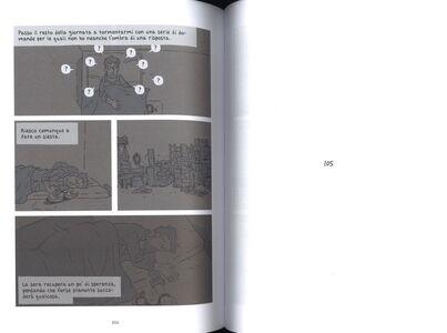 Libro Fuggire. Memorie di un ostaggio Guy Delisle 3