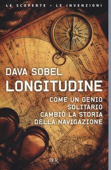 Listadelpopolo.it Longitudine. Come un genio solitario cambiò la storia della navigazione Image