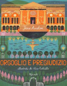 Ascotcamogli.it Orgoglio e pregiudizio. Ediz. a colori Image