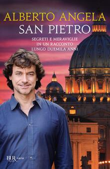 Daddyswing.es San Pietro. Segreti e meraviglie in un racconto lungo duemila anni. Ediz. a colori Image