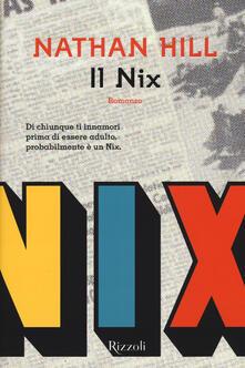 Librisulladiversita.it Il Nix Image