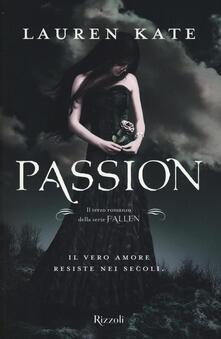 Promoartpalermo.it Passion. Fallen Image