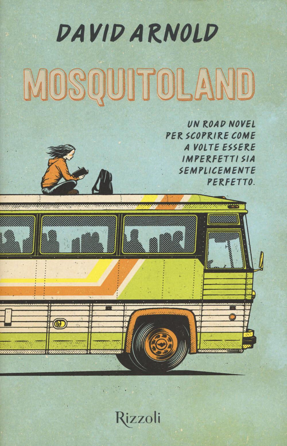 Risultati immagini per mosquitoland rizzoli