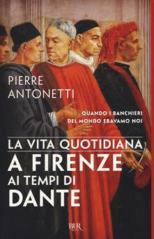 Lpgcsostenible.es La vita quotidiana a Firenze ai tempi di Dante Image