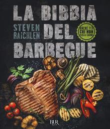 Ristorantezintonio.it La bibbia del barbecue. Ediz. a colori Image