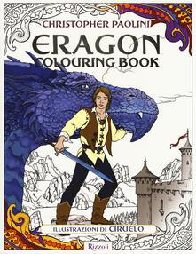Listadelpopolo.it Eragon. Colouring book. Ediz. illustrata Image