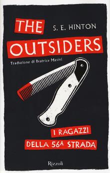 Librisulrazzismo.it The Outsiders. I ragazzi della 56ª strada Image