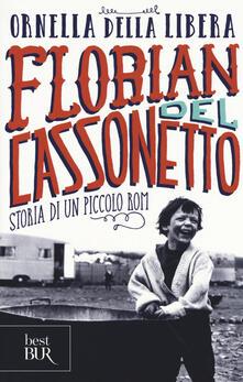 Writersfactory.it Florian del cassonetto. Storia di un piccolo rom Image
