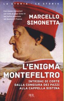 Capturtokyoedition.it L' enigma Montefeltro Image