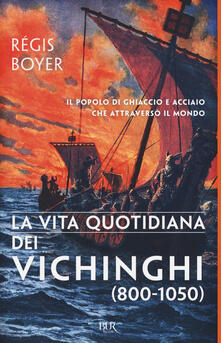 Criticalwinenotav.it La vita quotidiana dei vichinghi (800-1050) Image