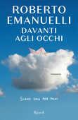 Libro Davanti agli occhi Roberto Emanuelli
