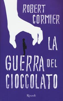 Antondemarirreguera.es La guerra del cioccolato Image