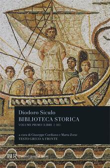 Winniearcher.com Biblioteca storica. Testo greco a fronte. Vol. 1: Libri I-III. Image