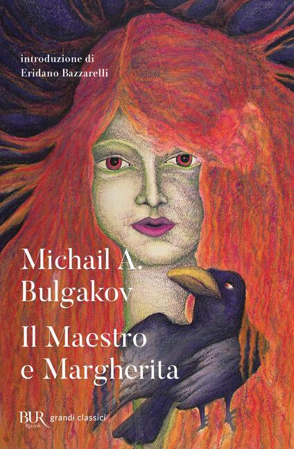 Il Maestro e Margherita - Michail Bulgakov - copertina