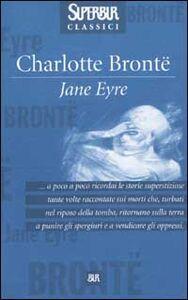 Foto Cover di Jane Eyre, Libro di Charlotte Brontë, edito da BUR Biblioteca Univ. Rizzoli