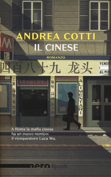 Il cinese - Andrea Cotti - copertina