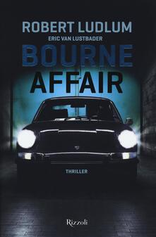 Ristorantezintonio.it Bourne Affair Image