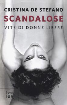 Scandalose. Vite di donne libere.pdf