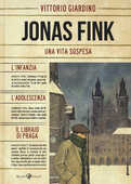 Libro Una vita sospesa. Jonas Fink Vittorio Giardino