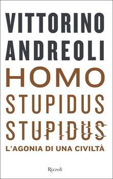 Chievoveronavalpo.it Homo stupidus stupidus. L'agonia di una civiltà Image