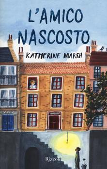 L' amico nascosto - Katherine Marsh - copertina