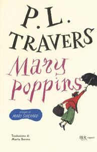 Mary Poppins. Ediz. integrale - Pamela Lyndon Travers - copertina