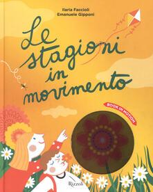 Listadelpopolo.it Le stagioni in movimento. Ediz. a colori Image