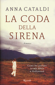 La coda della sirena - Anna Cataldi - copertina