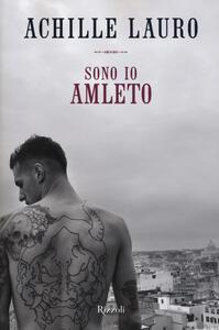 Sono io Amleto - Achille Lauro - copertina