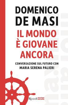 Radiospeed.it Il mondo è giovane ancora. Conversazione sul futuro con Maria Serena Palieri Image