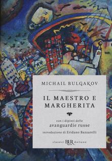 Warholgenova.it Il Il Maestro e Margherita. Con i dipinti delle avanguardie russe. Ediz. deluxe Image